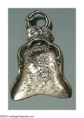 Silver Smalls:Other , AN AMERICAN SILVER TEA CADDY SPOONMark of Unger Bros., ...