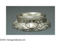Silver Smalls:Other , AN AMERICAN SILVER DESK OR VANITY BOWL