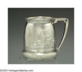 Silver Holloware, American:Cups, AN AMERICAN SILVER AESTHETIC CUP