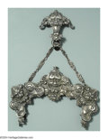 Silver Smalls:Other , AN AMERICAN SILVER ART NOUVEAU PURSE FRAME