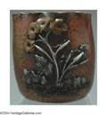 Silver Smalls:Other , AN AMERICAN MIXED METAL VESSEL
