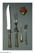 Silver Flatware, American:Other , AN ASSORTED GROUP OF AMERICAN SILVER