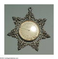 Silver Smalls:Other , AN AMERICAN SILVER THERMOMETER-CHRISTMAS ORNAMENT