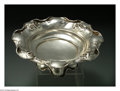 Silver Holloware, American:Bowls, A HANDWROUGHT AMERICAN SILVER BOWL