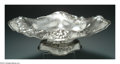 Silver Holloware, American:Bowls, AN AMERICAN SILVER MARTELE CENTERPIECE BOWL