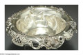 Silver Flatware, American:Tiffany, AN AMERICAN SILVER BLACKBERRY PATTERN BOWL