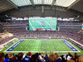 Movie/TV Memorabilia:Autographs and Signed Items, Dallas Cowboys Ticket Package...