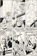 Original Comic Art:Story Page, Sal Buscema and Mike Esposito Spectacular Spider-Man #3 Story Page 11 Original Art (Marvel, ...