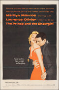 Movie Posters:Romance, The Prince and the Showgirl (Warner Bros., 1957). Folded, ...