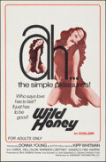 """Movie Posters:Adult, Wild Honey (Shermart Distributing, 1972). Folded, Very Fine-. One Sheet (27"""" X 41""""). Adult.. ..."""