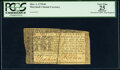 Colonial Notes:Maryland, Maryland March 1, 1770 $6 PCGS Apparent Very Fine 25.. ...