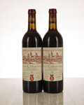 Chateau Cos d'Estournel 1982 St. Estephe 1lbsl Bottle (2)