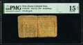 Colonial Notes:New Jersey, New Jersey June 22, 1756 30s PMG Choice Fine 15 Net.. ...