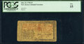 Colonial Notes:New Jersey, New Jersey June 22, 1756 £3 PCGS Fine 15.. ...