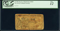 Colonial Notes:New Jersey, New Jersey June 22, 1756 £6 PCGS Fine 12.. ...