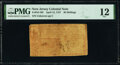 Colonial Notes:New Jersey, New Jersey April 12, 1757 30s PMG Fine 12.. ...