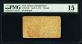 Colonial Notes:New Jersey, New Jersey April 12, 1757 £3 PMG Choice Fine 15.. ...