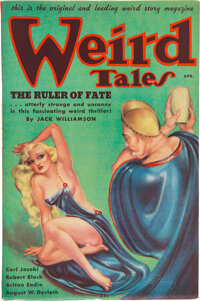 Weird Tales - April 1936 (Popular Fiction) Condition: VF