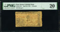 Colonial Notes:New Jersey, New Jersey April 10, 1759 £3 PMG Very Fine 20.. ...