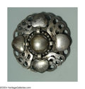 Silver Smalls:Other , A DANISH SILVER CELTIC STYLE BROOCH
