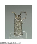 Silver Smalls:Other , A SILVER MINIATURE PITCHER