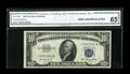 Small Size:Silver Certificates, Fr. 1706* $10 1953 Silver Certificate. CGA Gem Uncirculated 65.. ...