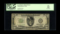 Error Notes:Inverted Reverses, Fr. 1957-B* $5 1934A Inverted Back Federal Reserve Note. PCGS Fine12.. ...