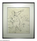 Fine Art - Painting, American:Modern  (1900 1949)  , WILLIAM GROPPER (1897-1978)