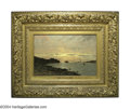 Fine Art - Painting, European:Antique  (Pre 1900), ADELSTEEN EILERT NORMANN (Norwegian 1848-1918)