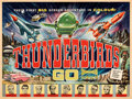 """Movie Posters:Animation, Thunderbirds Are Go (United Artists, 1968). Very Fine- on Linen. British Quad (30"""" X 40"""").. ..."""