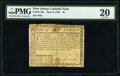 Colonial Notes:New Jersey, New Jersey June 9, 1780 $2 PMG Very Fine 20.. ...