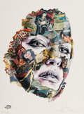 Prints & Multiples, Sandra Chevrier (b. 1983). Cages, 2020. Hardcover book with print. 12 x 9 inches (30.5 x 22.9 cm) (print). Ed. 195/200. ...