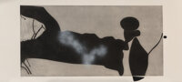 Victor Pasmore (1909-1998) Il Mostro, 1976 Etching on paper 40-1/2 x 80 inches (102.9 x 203.2 cm)