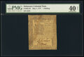 Colonial Notes:Delaware, Delaware May 1, 1777 1s PMG Extremely Fine 40 Net.. ...