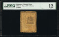 Colonial Notes:Delaware, Delaware May 1, 1777 9d PMG Fine 12.. ...