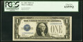 Small Size:Silver Certificates, Fancy Serial Number 29999994 Fr. 1601 $1 1928A Silver Cert...