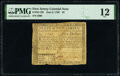 Colonial Notes:New Jersey, New Jersey June 9, 1780 $5 PMG Fine 12.. ...