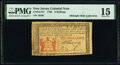 Colonial Notes:New Jersey, New Jersey 1786 6s PMG Choice Fine 15.. ...