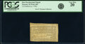 Colonial Notes:New Jersey, New Jersey- First Presbyterian Church ND (ca. 1790) 1d PCGS Very Fine 20.. ...