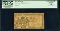 Colonial Notes:New Jersey, New Jersey November 20, 1757 £6 PCGS Apparent Very Fine 20.. ...