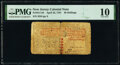 Colonial Notes:New Jersey, New Jersey April 23, 1761 30s PMG Very Good 10.. ...