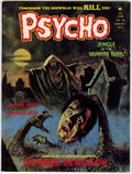 Bronze Age (1970-1979):Horror, Psycho #20 (Skywald, 1974) Condition: NM-....