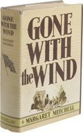 "Books:First Editions, Margaret Mitchell: Gone With the Wind. (New York: TheMacmillan Company, 1936), first edition, first issue with""Publish..."