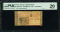 Colonial Notes:New Jersey, New Jersey December 31, 1763 30s PMG Very Fine 20.. ...