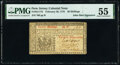 Colonial Notes:New Jersey, New Jersey February 20, 1776 30s PMG About Uncirculated 55.. ...