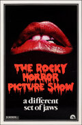 """Movie Posters:Rock and Roll, The Rocky Horror Picture Show (20th Century Fox, 1975). Rolled, Fine+. One Sheet (27"""" X 41"""") Teaser, Style A. Rock and Roll...."""