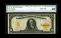 Large Size:Gold Certificates, Fr. 1170a $10 1907 Gold Certificate CGA Very Fine 25....