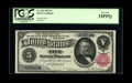 Large Size:Silver Certificates, Fr. 266 $5 1891 Silver Certificate PCGS Very Fine 35PPQ....