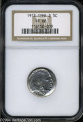Proof Buffalo Nickels: , 1913 Type Two PR 66 NGC. The current Coin Dealer ...