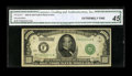 Small Size:Federal Reserve Notes, Fr. 2210-F $1000 1928 Federal Reserve Note. CGA Extremely Fine 45.. ...